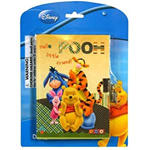 Disney Winnie the Pooh Diary with Lock - Pooh Bear, Eeyore, Tigger and Piglet