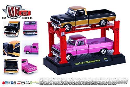 1969-ford-f-100-ranger-truck-release-14-m2-machines-auto-lift-2-pack-2015-castline-164-scale-die-cas