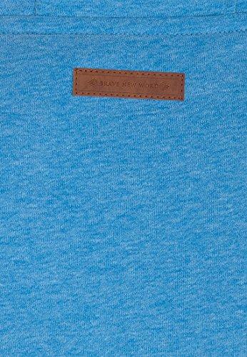 Naketano Male Hoody Supapimmel IX Sky Blue Melange