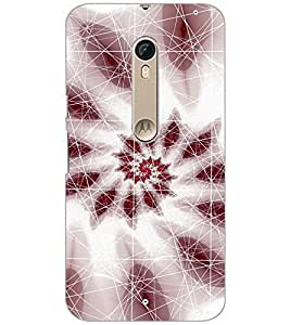 PrintDhaba PATTERN D-6979 Back Case Cover for MOTOROLA MOTO X STYLE (Multi-Coloured)