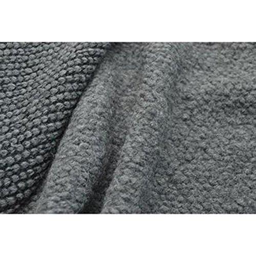 Tessuti Italiani on Line lana cotta grigio perla