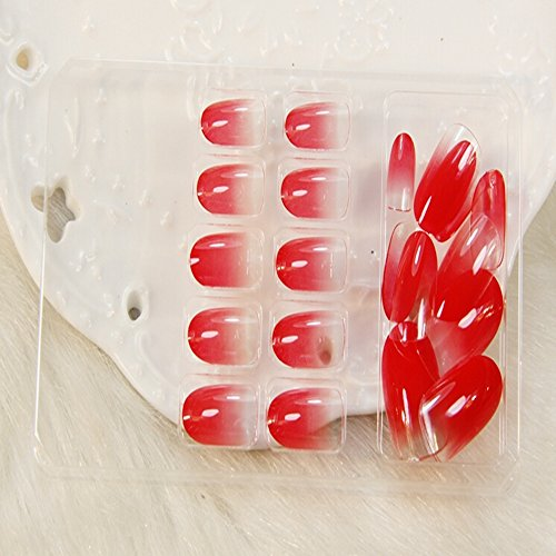 evtechtm-24-pcs-autocollants-a-ongles-francais-artificielle-full-cover-faux-ongles-nails-tete-ronde-