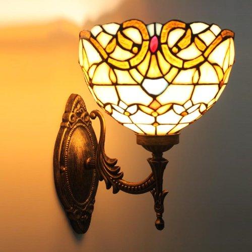 Uncle Sam LI - européenne baroques personnalité de la mode rétro miroir lumières mur créative lampe allée éclairage de salle de bains
