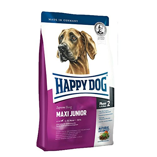 Happy Dog Young Maxi Junior 23 Hundefutter 3429 15 kg