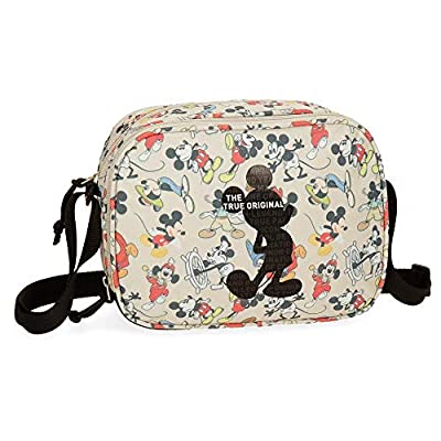 Disney True Original Mochila escolar, Multicolor por Disney
