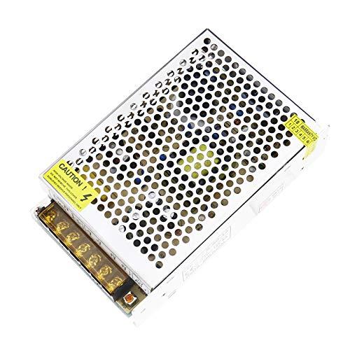 1 Stück Netzadapter Geregelter Schalter LED-Treiber 12V 6A 72W -