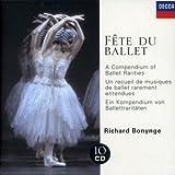 Fête Du Ballet, a compendium of ballet rarities