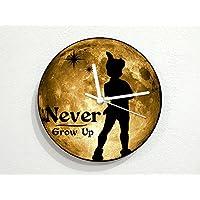 Peter Pan - Never Grow Up - Yellow Full Moon