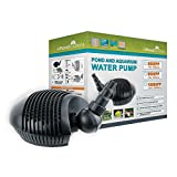 All Pond Solutions Submersible Water Pond Pump, 8000L/h Pump
