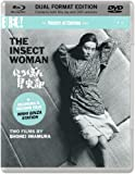 The Insect Woman/ Nishi-Ginza Station - Dual Format (Blu-ray+DVD) [Masters of Cinema] [1963]