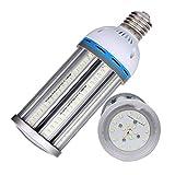 54W E40 LED Lampadine Mais super luminoso 6100LM luce bianca diurna lampadina 6000 K, Risparmio Energetico , AC220 - 240 V, ricambio per 300 W metal Halide HID/HPS, confezione da 1