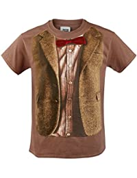 Doctor Who Classic Mens T-Shirt 11Th Doctor Costume