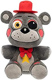 VOGUESS Newest FNAF 18cm Freddy Plush Toys Five Nights At Freddy's Pizza Simulator - Lefty Collectible Fig