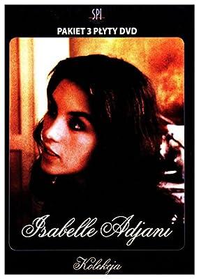 Kolekcja Isabelle Adjani: Opętanie / Za rok, jak dobrze pójdzie / Śmiertelny wyścig [3DVD] (Keine deutsche Version)
