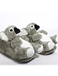 Sleeper'z – Koala - Chaussons animaux peluche - Adulte et enfant - Homme et Femme