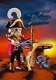 PLAYMOBIL 3936 - Piratenkapitän