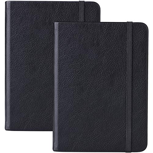2 Pack Pocket Notebook - Premium...