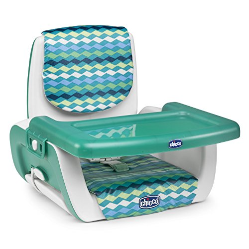 Chicco Mode - Elevador regulable en 3 alturas, 2 kg, color verde