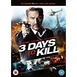 3 Days to Kill [DVD] by Kevin Costner