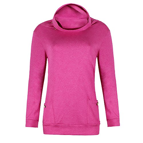mttroli Damen Pullover Hoodie Graphic Hoodies für Frauen T Shirt Kleid Blusen Casual L / Bust 41.73