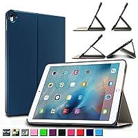 iPad Pro 9.7 Custodia Case-Infiland Slim in pelle Smart Ultra sottile e leggera Case Cover Custodia per Apple iPad Pro 9.7- pollice Tablet(2016 modello) ( con Auto Sonno/Veglia Funzione(Marina Militare)
