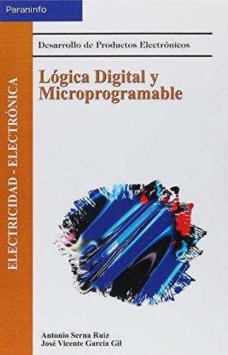 Logica Digital y Microprogramable por Jose Vicente Garcia Gil