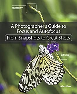 A Photographer's Guide to Focus and Autofocus: From Snapshots to Great Shots (013430442X) | Amazon price tracker / tracking, Amazon price history charts, Amazon price watches, Amazon price drop alerts