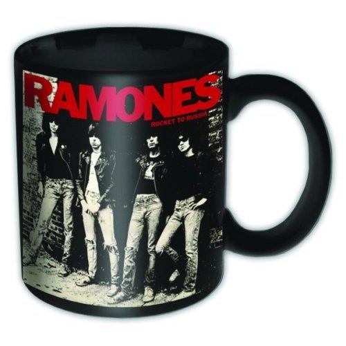 Ramones Rocket to Russia Mug