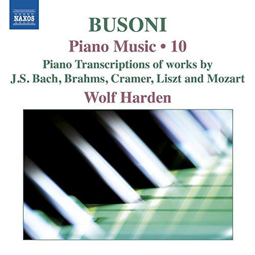 11 Chorale Preludes, Op. 122 (Excerpts Arr. F. Busoni for Piano): No. 9, Herzlich tut mich verlangen
