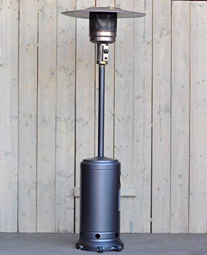 Outtrade Gas Heizung, Grau, 221 cm - 2
