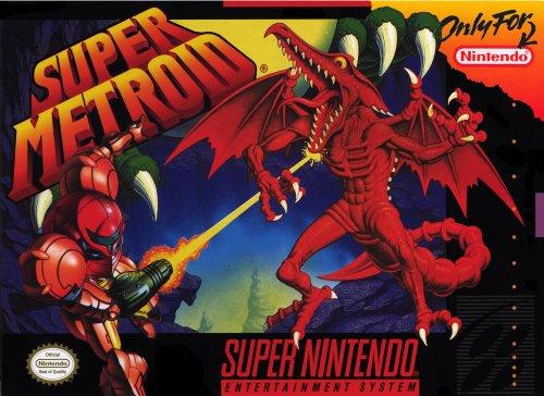 Super Metroid (Super Nintendo Metroid)