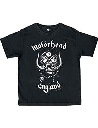 Motörhead England T-shirt Enfant noir