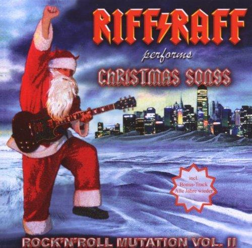 Riff/Raff: Rock'N'Roll Mutation Vol. 2 (Audio CD)