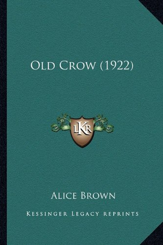 Old Crow (1922)