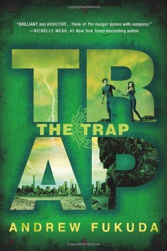 Portada del libro The Trap (The Hunt Trilogy) by Andrew Fukuda (2013-11-05)