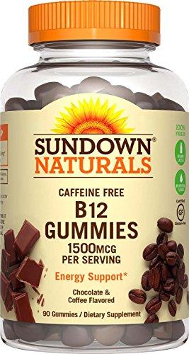 Sundown Naturals - Magnetocardiogramma decaffeinato del cioccolato & del caffè