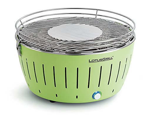 LotusGrill Charcoal grill series 435 XL, Citrus, 43.5 x 35 x 25.7 cm