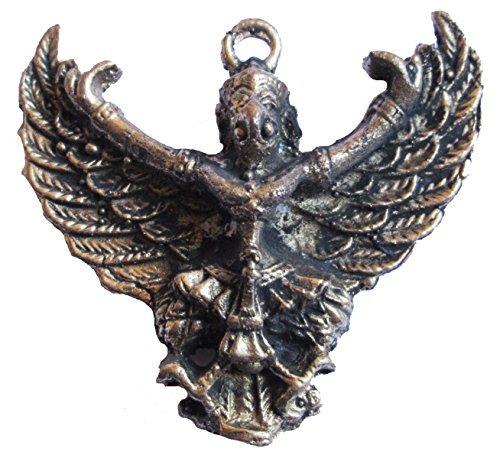 Anhänger Garuda Adler Göttlichkeit Buddhismus Hinduismus Bronze