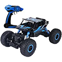 deAO 6 Channel Remote Control Rock Crawler 1:18 Scale Off Road Car Rally Buggy - Compare prices on radiocontrollers.eu