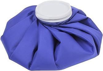 Generico - Borsa del ghiaccio in panno, 28 cm, per evitare dolori causati da sport, lesioni, colore: blu reale