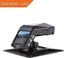 """Dashcam 1296P Auto Dash Cam Kfz Kamera Sony Sensor Autokamera 140 Weitwinkel 2"""" Display Camera mit 4 Infrarot-Leuchten, Park-Monitor, WDR, Bewegungserkennung, G-Sensor, Loop Recording"""