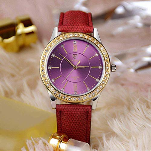 Hermoso Reloj de Cuarzo Reloj de Mujer Mujer Relojes 361 Reloj Dama