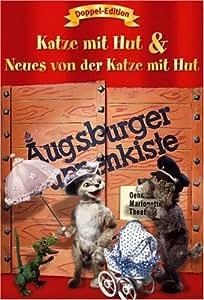 Augsburger Puppenkiste: Katze mit Hut + Neues von der Katze mit Hut (Doppel-Edition) [2 DVDs]