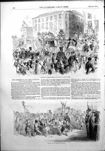 rche Atora Madrid der Prozessions-Königin-Isabella Kindern 1852 (Königin Isabella Für Kinder)