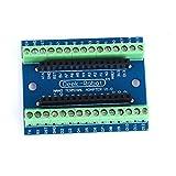 tinxi® Nano adaptateur de terminal pour Arduino Nano V3.0 AVR ATMEGA328P Module Planche