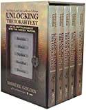 Unlocking the Torah Text: An In-depth Jouney into the Weekly Parsha: the Naftali and Lola Goldman Edition
