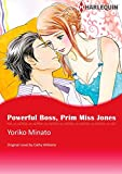 POWERFUL BOSS, PRIM MISS JONES (Harlequin comics)
