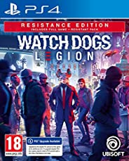 Watch Dogs: Legion Resistance Edition (Free PS5 Upgrade)