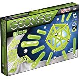 [Sponsored]Geomag Glow Kit – 64 Piece Glow In The Dark Magnetic Construction Set
