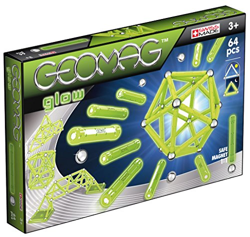 Geomag 336 - Magnetic construction set (64 parts)